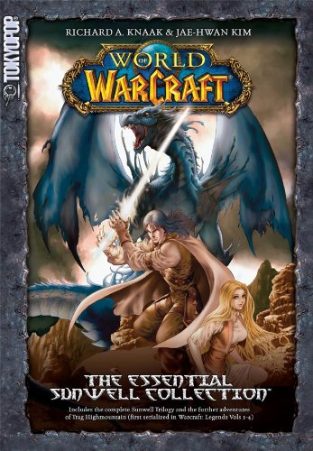 9781427818973: World of Warcraft: The Essential Sunwell Collection