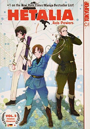 9781427845849: Hetalia Vol. 2: Axis Powers