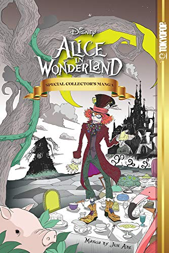 Alice In Wonderland Special Collectors M: Abe, Jun