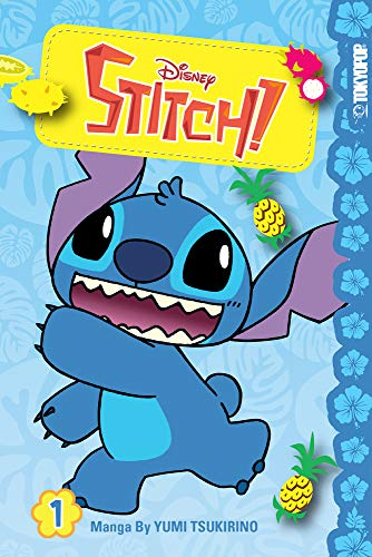 Disney Manga Stitch! Vol 1: Tsukirino, Yumi