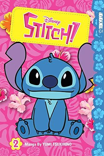 Disney Manga: Stitch! Volume 2 (Disney Stitch!)