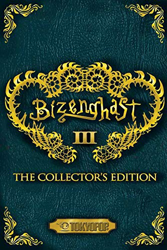 Bizenghast: The Collector's Edition Volume 3