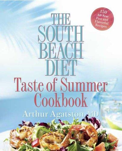 9781427994684: The South Beach Diet Taste of Summer Cookbook