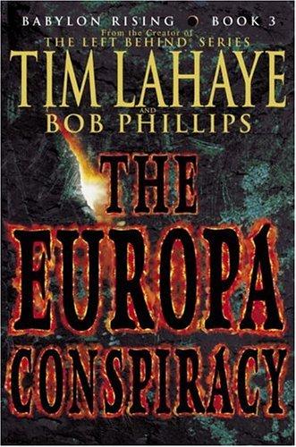 9781427997975: Babylon Rising: The Europa Conspiracy (Babylon Rising)