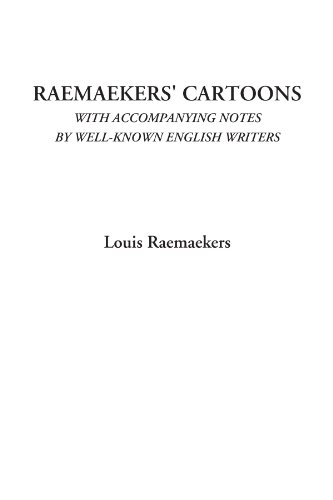 9781428051980: Raemaekers' Cartoons (With Accompanying Notes by Well-known English Writers)