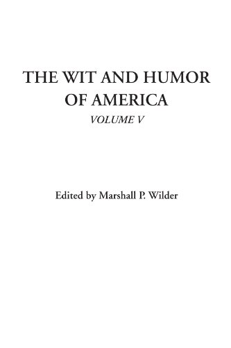 9781428053786: 5: The Wit and Humor of America, Volume V
