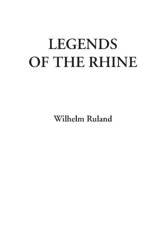9781428089198: Legends of the Rhine