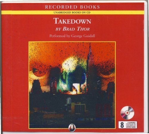 9781428105638: Takedown [unabridged]