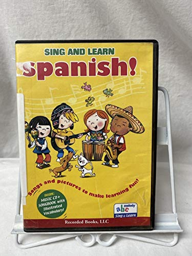 9781428109711: Sing and Learn Spanish