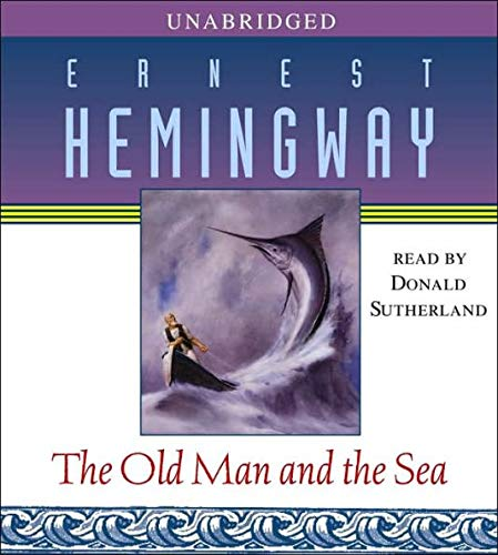 9781428113923: The Old Man and the Sea - Cd Library Edition