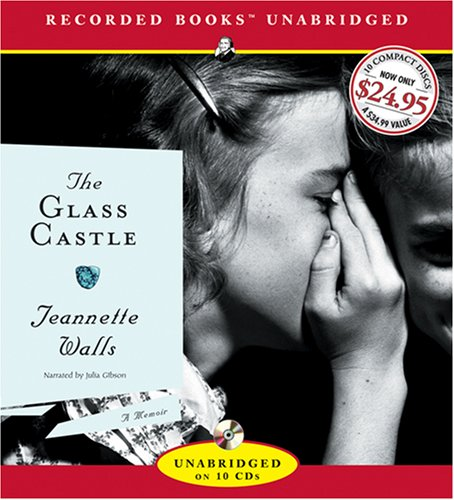 The Glass Castle, unabridged, 10 CD set: Jeannette walls