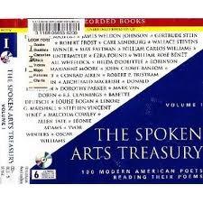 9781428152458: The Spoken Arts Treasury, Volume III: 100 Modern American Poets Reading Their Poems