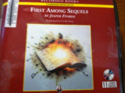 First Among Sequels (Thursday Next Novels): Fforde, Jasper
