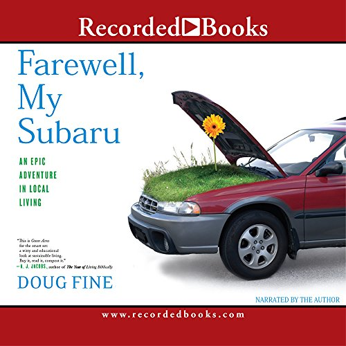 9781428198029: Farewell My Subaru (Recorded Books Unabridged)