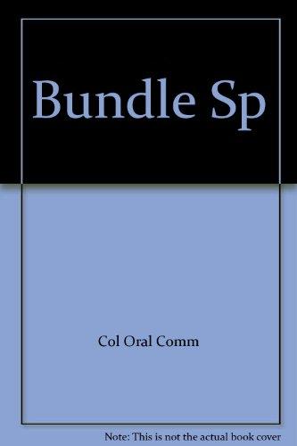 9781428203020: Bundle Sp