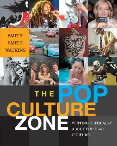 9781428205062: The Pop Culture Zone: Writing Critically about Popular Culture
