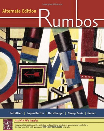 9781428206007: Rumbos, Alternate Edition (with Audio CD) (Rumbos Series)