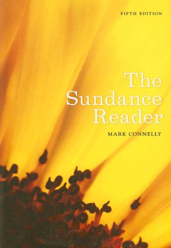 The Sundance Reader: Connelly, Mark