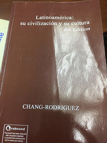 9781428229884: Latinoamerica (Instructor's Edition)