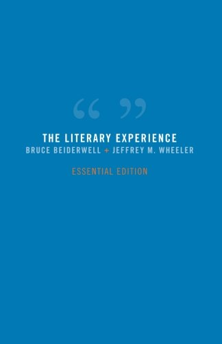 9781428230507: The Literary Experience, Essential Edition