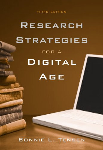 9781428231290: Research Strategies for a Digital Age
