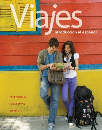 9781428231306: Viajes: Introduccion al espanol (World Languages)