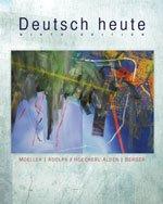 Deutsch heute with iLrn access code: Moeller