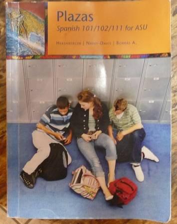 9781428257733: Plazas (SPA 101/102/111/201) Third Edition