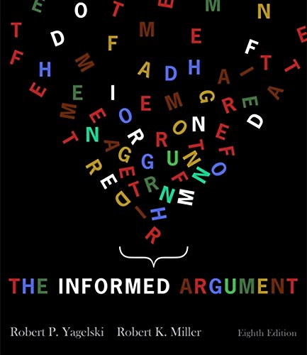 9781428262300: The Informed Argument