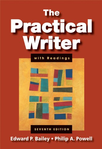 9781428285842: Bundle: The Practical Writer with Readings (with 2009 MLA Update Card)+ Enhanced InSite Printed Access Card for Handbook