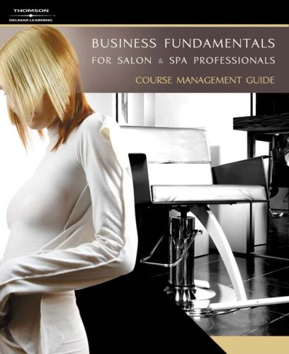 Business Fundamentals for Salon and Spa Professionals: International, Salon Training