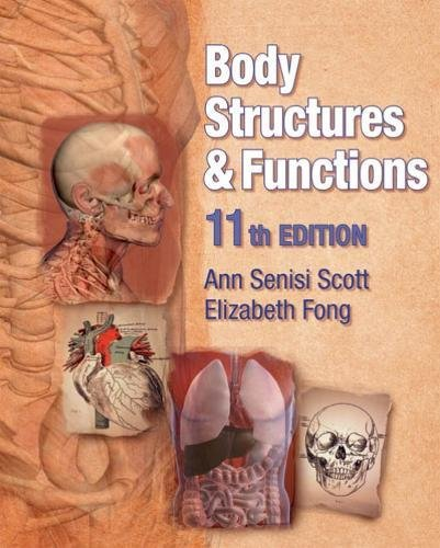 9781428304192: Body Structures and Functions (Texas Science)