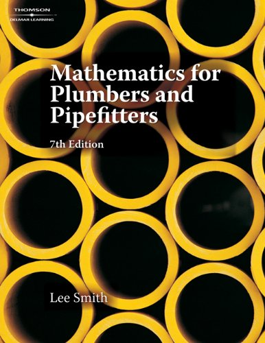 9781428304611: Mathematics for Plumbers and Pipefitters (Applied Mathematics)