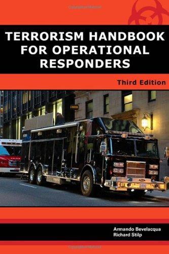 9781428311459: Terrorism Handbook for Operational Responders