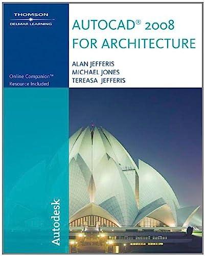 9781428311619: AutoCAD 2008 for Architecture (Autocad for Architecture)