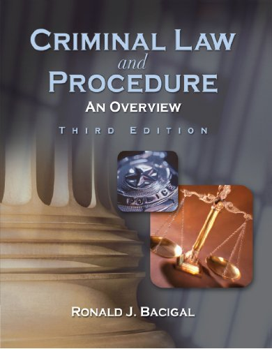 9781428317413: Criminal Law and Procedure: An Overview: An Introduction: 0