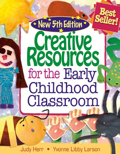 9781428318328: Creative Resources for the Early Childhood Classroom