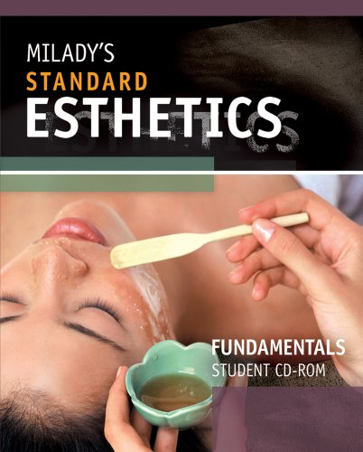 Student CD for Miladys Standard Esthetics: Fundamentals