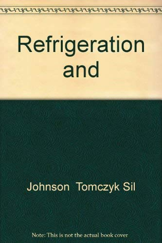9781428319387: Refrigeration and Air Conditioning Technology