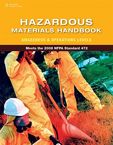 9781428319714: Hazardous Materials Handbook: Awareness & Operations Levels