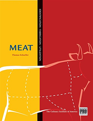 9781428319943: Kitchen Pro Series: Guide to Meat Identification, Fabrication and Utilization