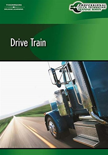 Professional Truck Technician Training Series: Drive Train Computer Based Training (CBT) (1428321462) by Delmar, Cengage Learning