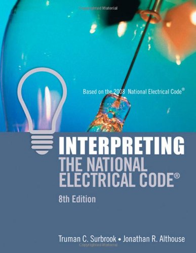 9781428323735: Interpreting the National Electrical Code