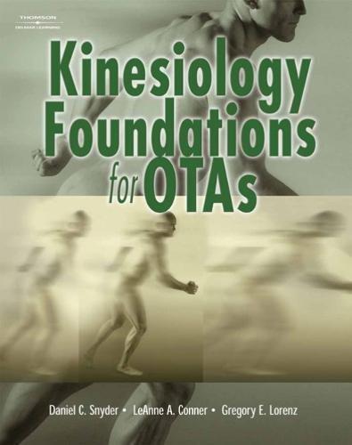 9781428335110: Kinesiology Foundations for OTAs