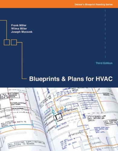 9781428335202: Blueprints and Plans for HVAC
