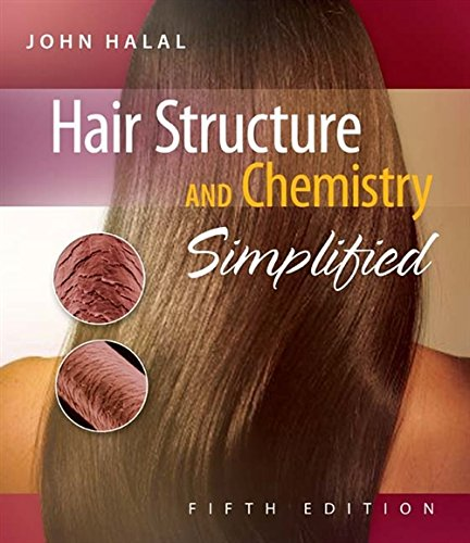 9781428335585: Hair Structure and Chemistry Simplified