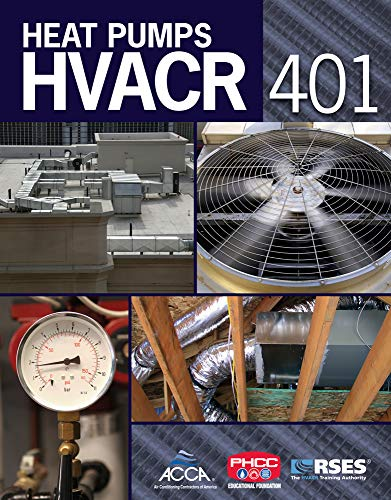 9781428340022: Hvacr 401: Heat Pumps (Hvac 401 Specialty Series)