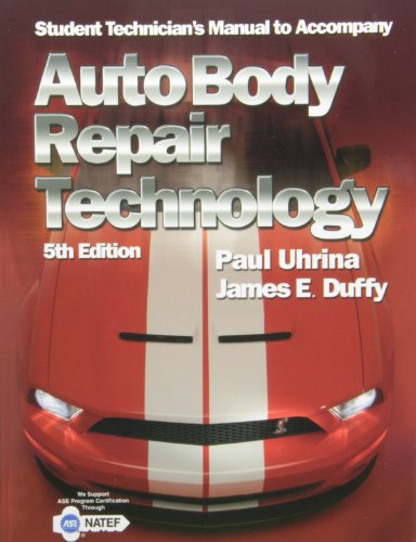 9781428344853: Auto Body Repair Technology