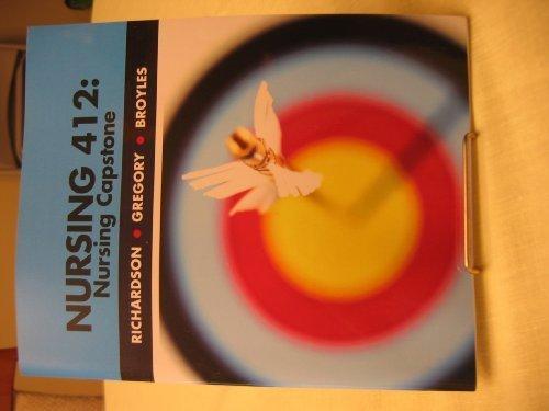 Title: NURSING 412:NURSING CAPSTONE >: Betty Kehl Richardson