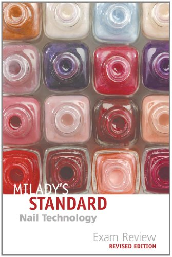 9781428359505: Exam Review for Milady's Standard Nail Technology, Revised Edition